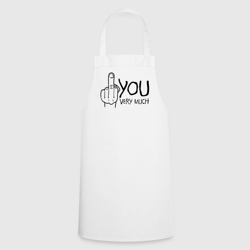 fuck you very much  Aprons - Cooking Apron