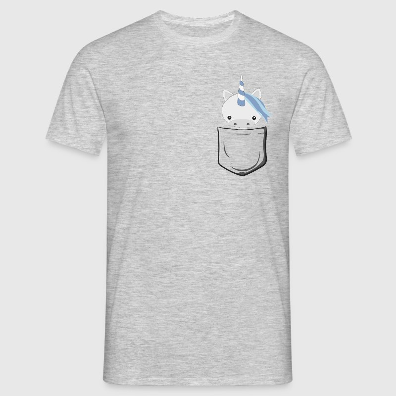 Pocket Licorne Tee shirts - T-shirt Homme