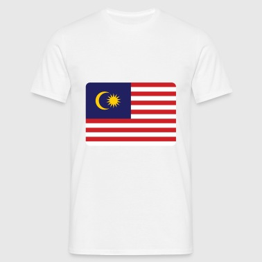 MALAYSIA FLAG Bags & Backpacks - Men's T-Shirt