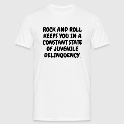 Rock / Metal / Punk / Rock 'n' Roll Tee shirts - T-shirt Homme