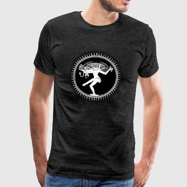 Manipulated Shiva Vêtements de sport - T-shirt Premium Homme