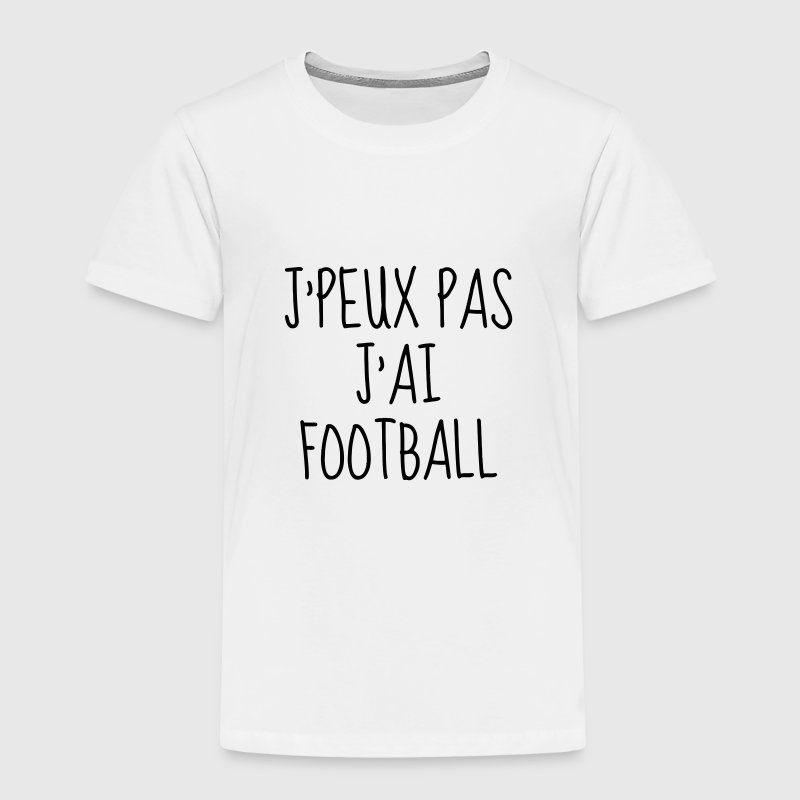 Football - Fußball - Fútbol - Calcio - Foot - Cool Tee shirts - T-shirt Premium Enfant