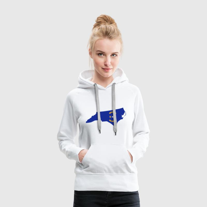 North Carolina Hoodies & Sweatshirts - Women's Premium Hoodie
