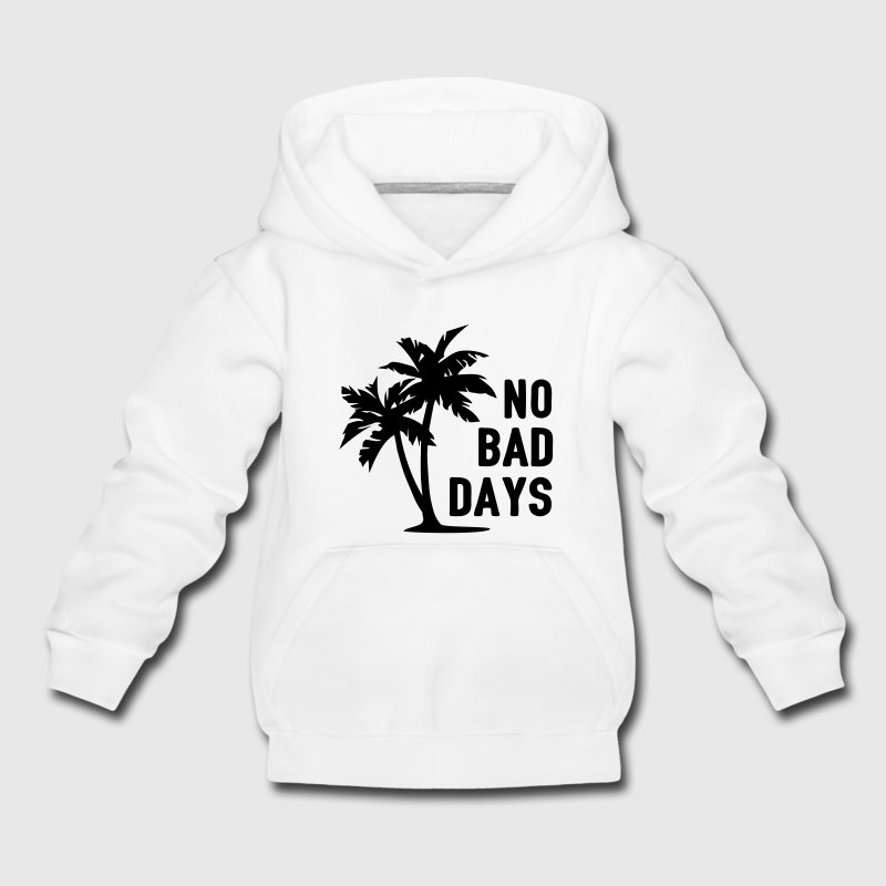 AD No Bad Days Pullover & Hoodies - Kinder Premium Hoodie