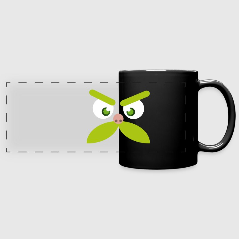 Edgy Mugs & Drinkware - Full Color Panoramic Mug