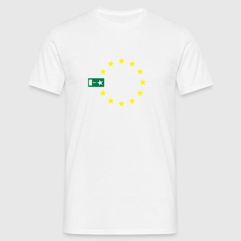 Brexit with stars T-Shirts - Men's T-Shirt