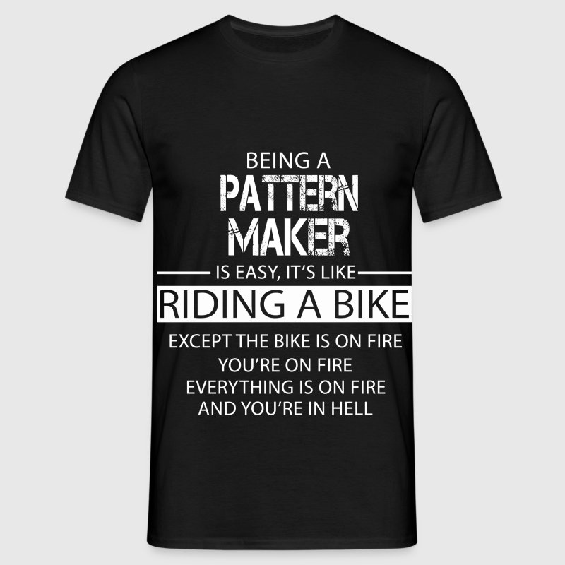 Pattern Maker T-Shirts - Men's T-Shirt