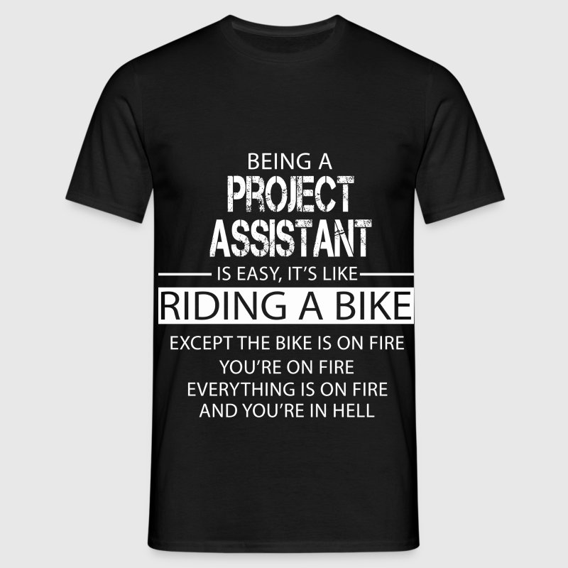 Project Assistant T-Shirts - Men's T-Shirt