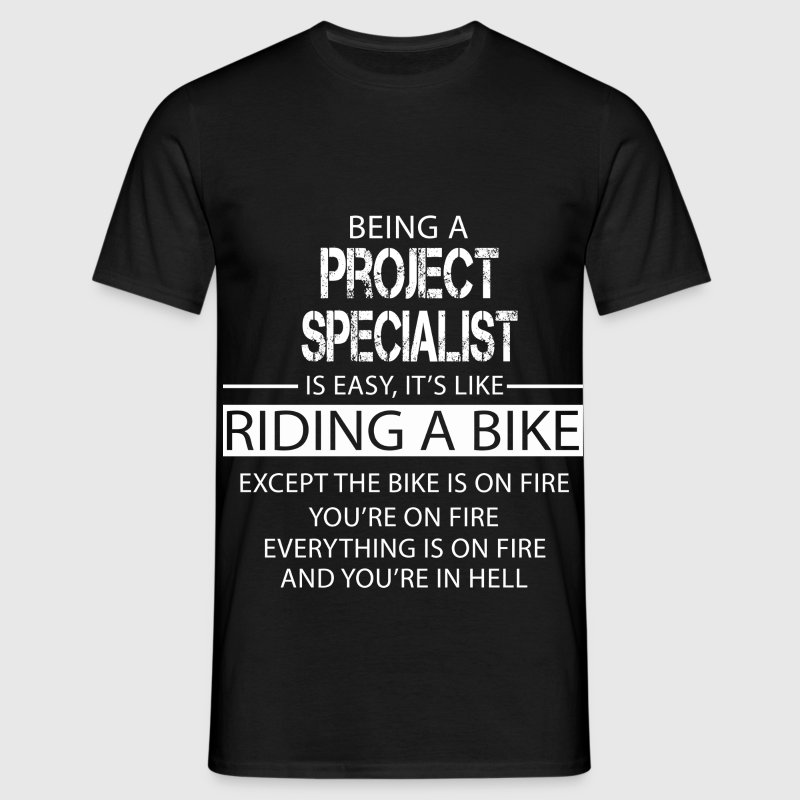 Project Specialist T-Shirts - Men's T-Shirt