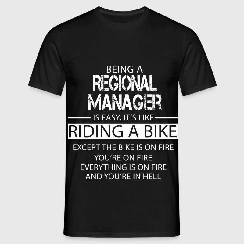 Regional Manager T-Shirts - Men's T-Shirt
