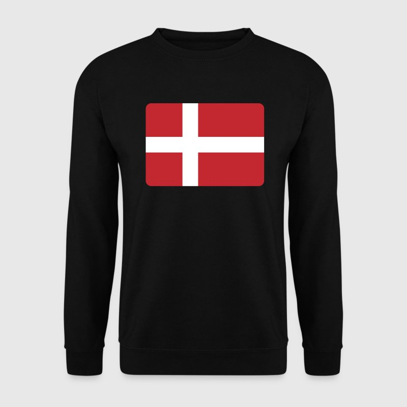 LE DANEMARK EST GÉNIAL ! Sweat-shirts - Sweat-shirt Homme