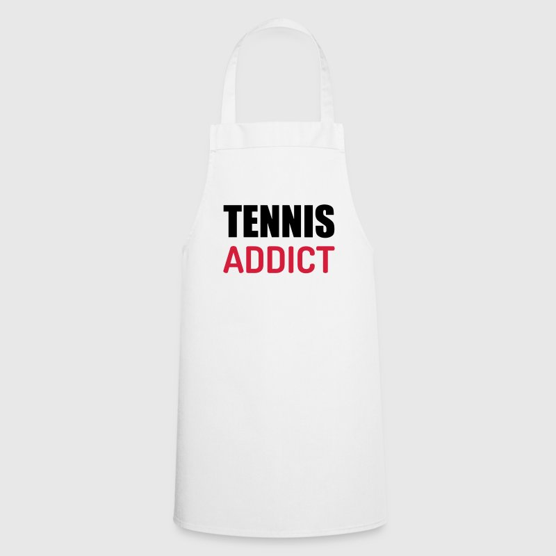 Tennis - Sport - Racket - Tennis Player - Tenis Tabliers - Tablier de cuisine