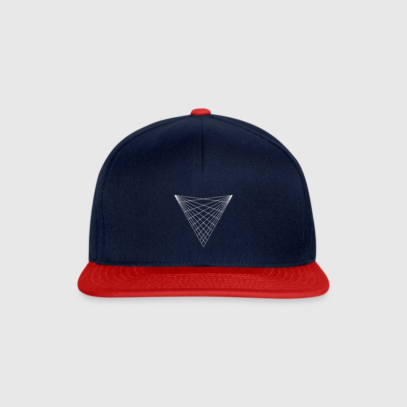 Sacred geometry / minimal hipster triangle symbol Caps & Hats - Snapback Cap