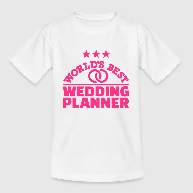 Wedding planner T-Shirts - Kinder T-Shirt