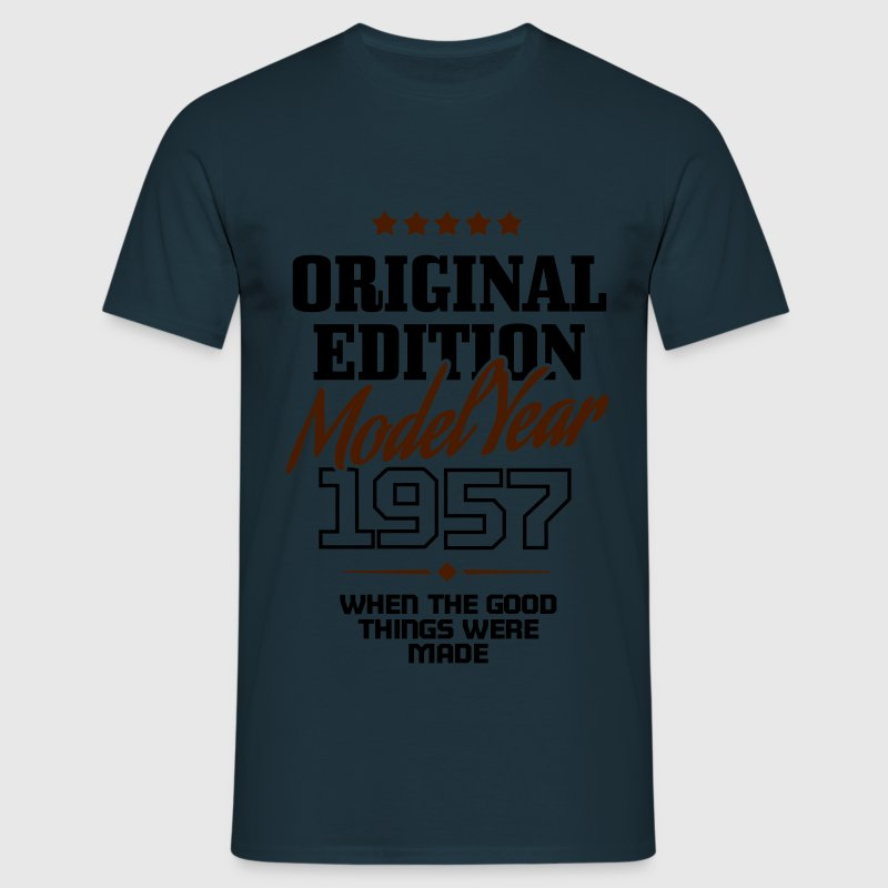 Original Edition - Model Year 1957 T-Shirts - Men's T-Shirt