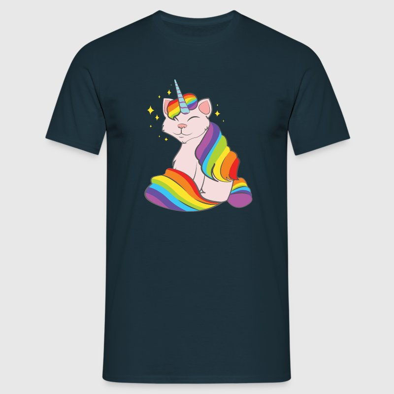 Caticorn Tee shirts - T-shirt Homme
