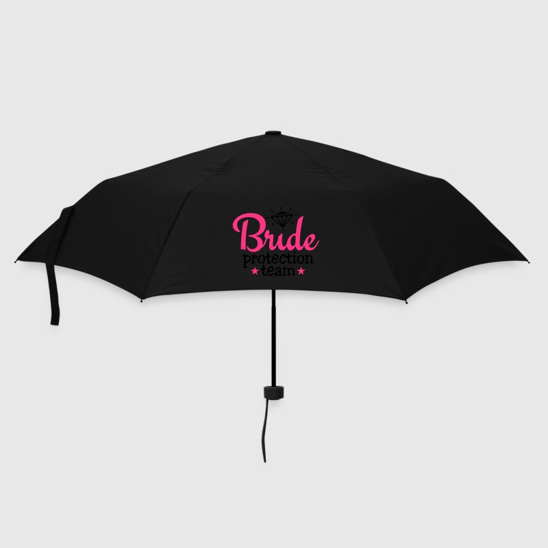 bride protection team 2c / bride security  Umbrellas - Umbrella (small)