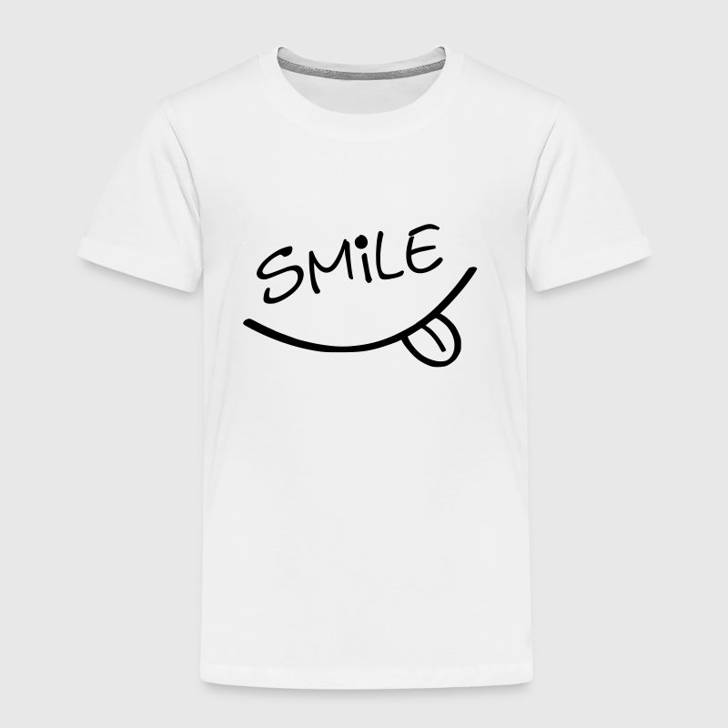 Happy Smile Shirts - Kids' Premium T-Shirt