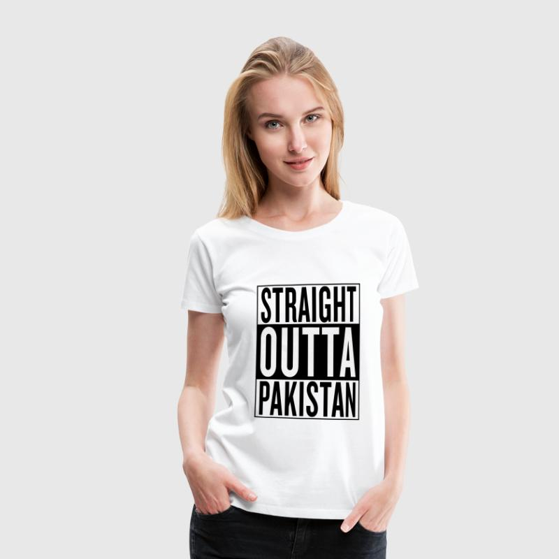 Pakistan T-Shirts - Frauen Premium T-Shirt