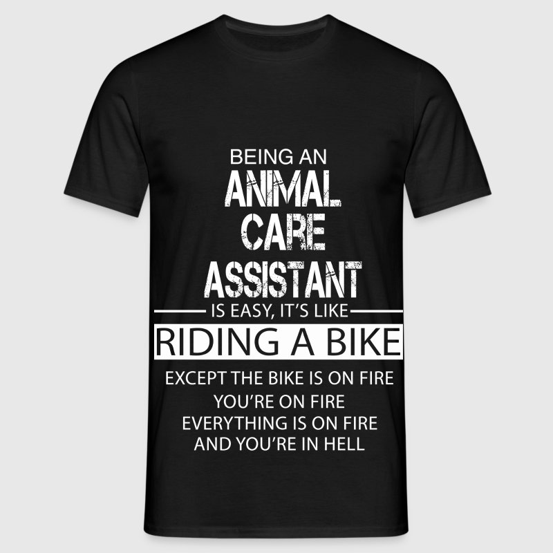Animal Care Assistant T-Shirts - Men's T-Shirt