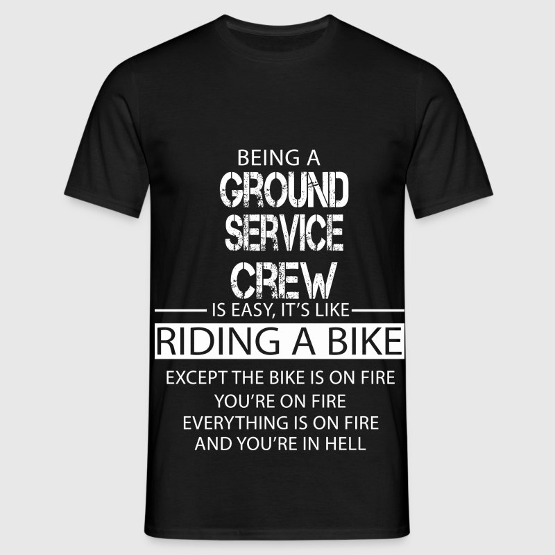 Ground Service Crew T-Shirts - Men's T-Shirt