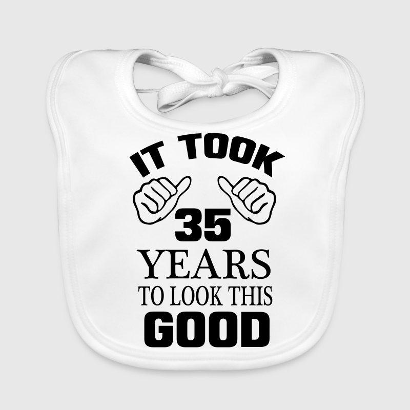 alles gute zum 35 geburtstag l tzchen spreadshirt. Black Bedroom Furniture Sets. Home Design Ideas