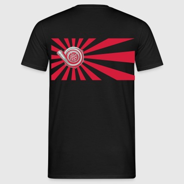 Japan Love - Männer T-Shirt