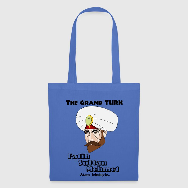 The Grand TURK Bags & Backpacks - Tote Bag