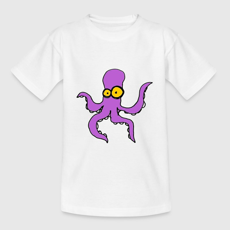 freaky octopus Shirts - Kids' T-Shirt