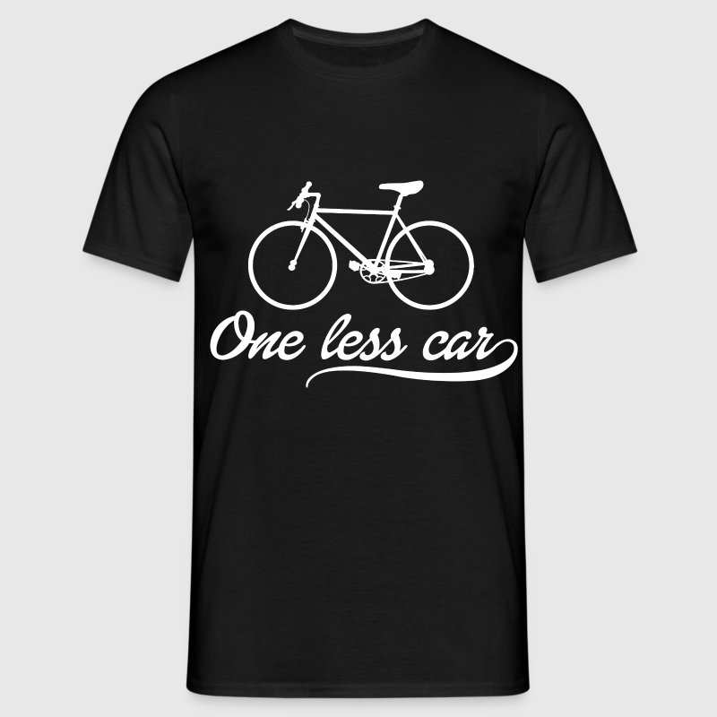 one less car T-Shirts - Men's T-Shirt