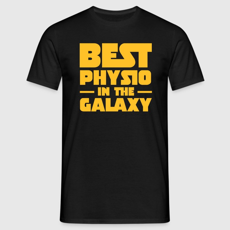 Best Physio In The Galaxy Koszulki - Koszulka męska