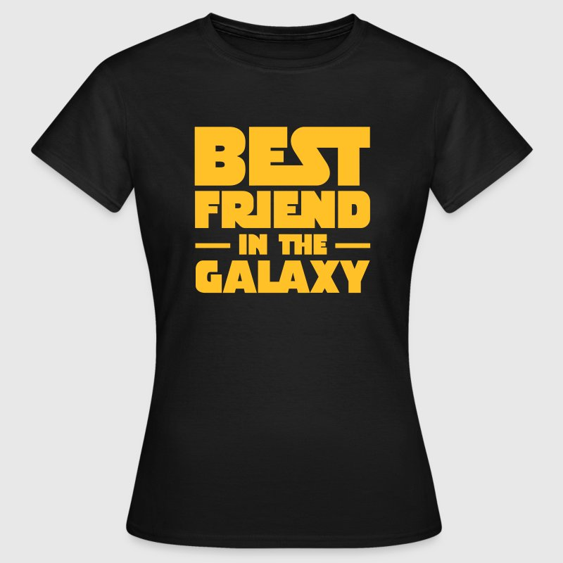 Best Friend In The Galaxy Camisetas - Camiseta mujer