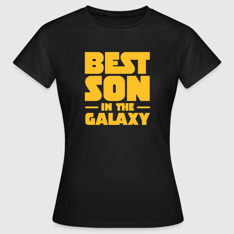 Best Son In The Galaxy T-skjorter - T-skjorte for kvinner