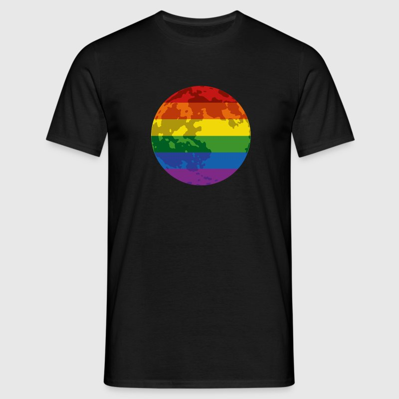 Pride Moon T-Shirts - Men's T-Shirt