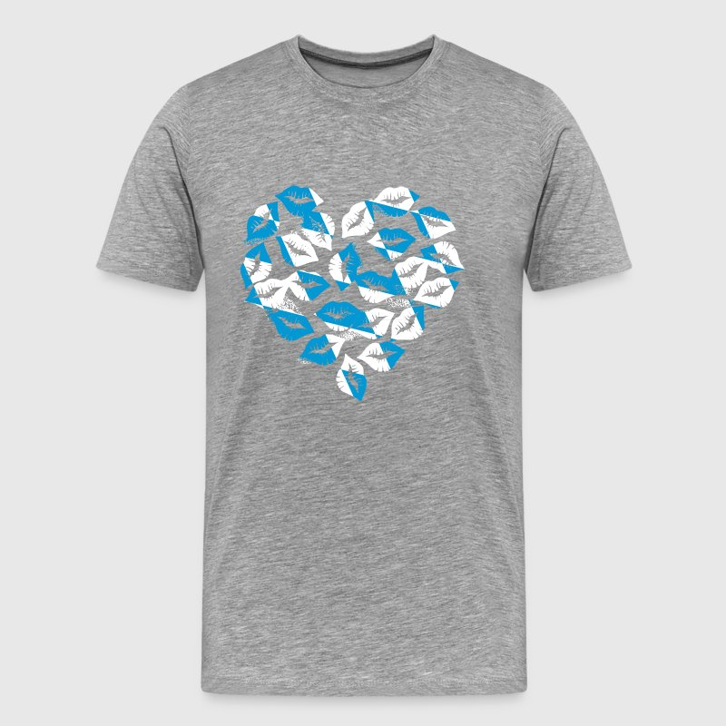From Bavaria with love T-Shirts - Männer Premium T-Shirt