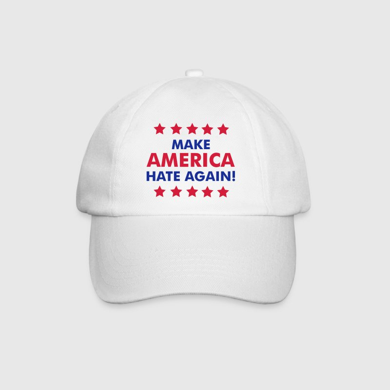 Make America Hate Again! Caps & Mützen - Baseballkappe