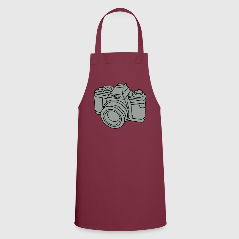 Appareil photo Camera 2 Tabliers - Tablier de cuisine