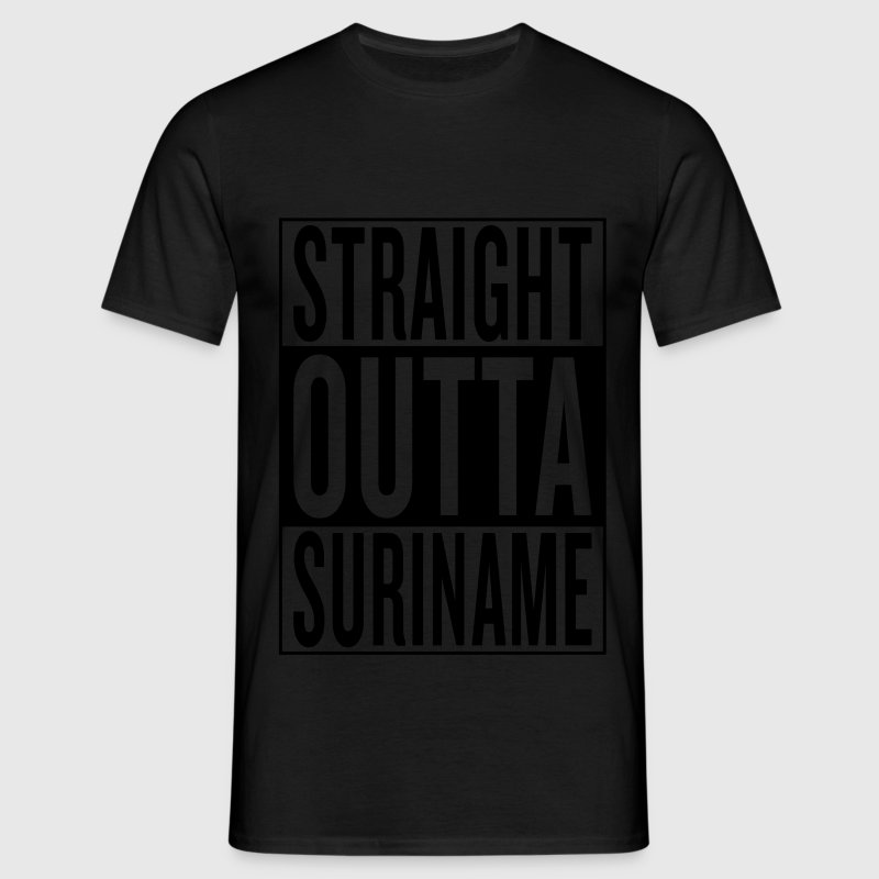 Suriname T-Shirts - Men's T-Shirt