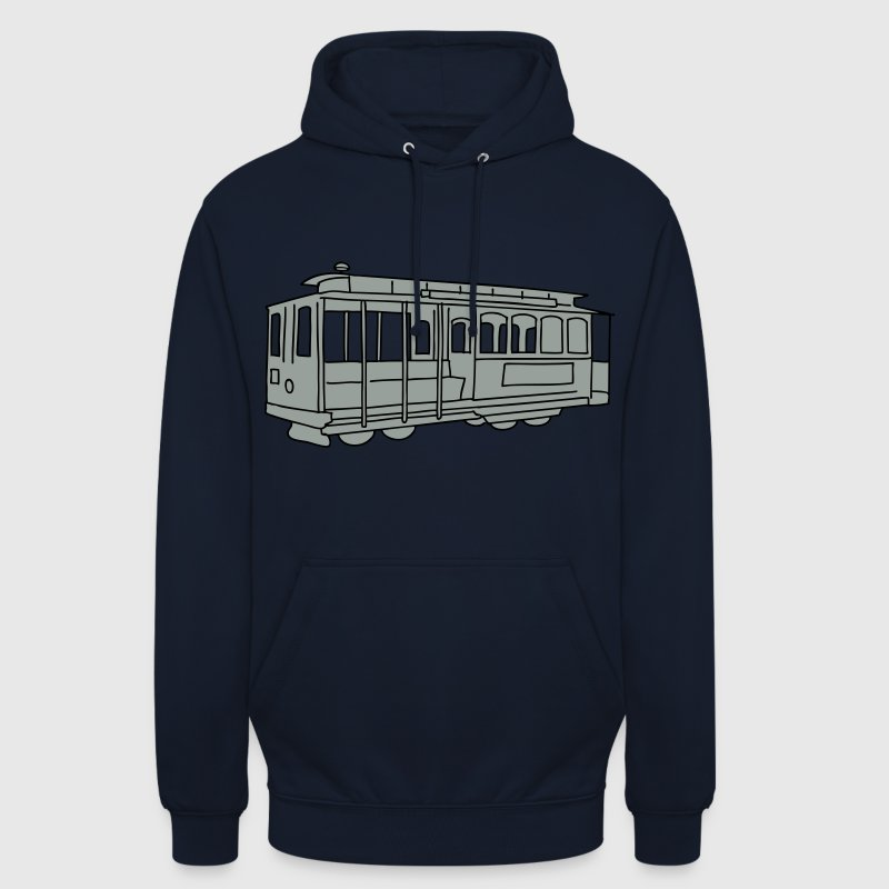 San Francisco Cable Car 2 Pullover & Hoodies - Unisex Hoodie