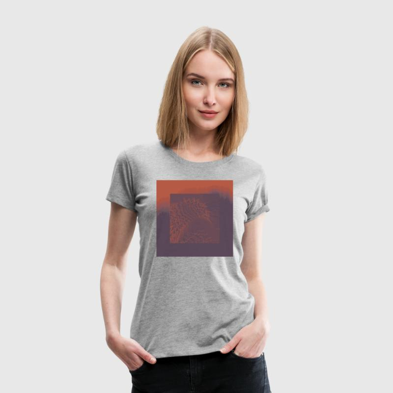 Digitalism T-Shirts - Frauen Premium T-Shirt