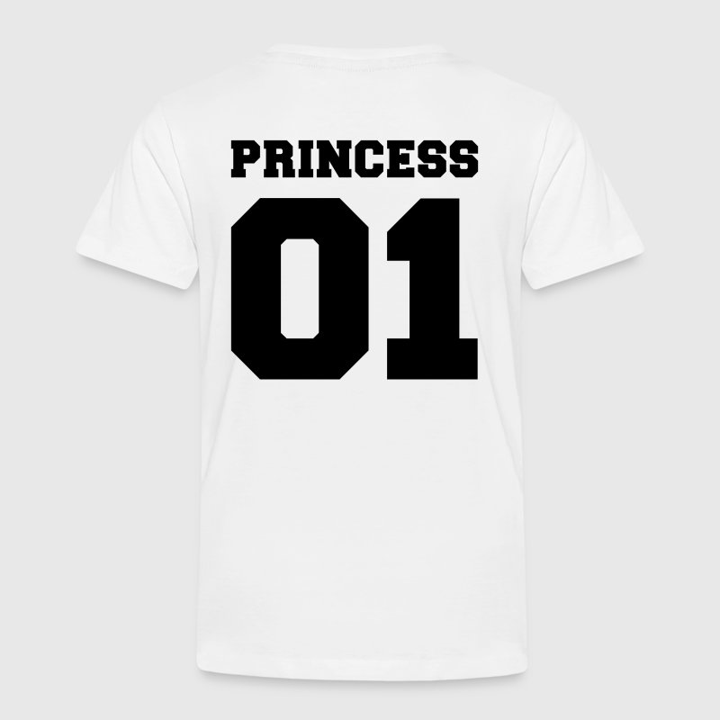 Princess 01 - T-shirt Premium Enfant