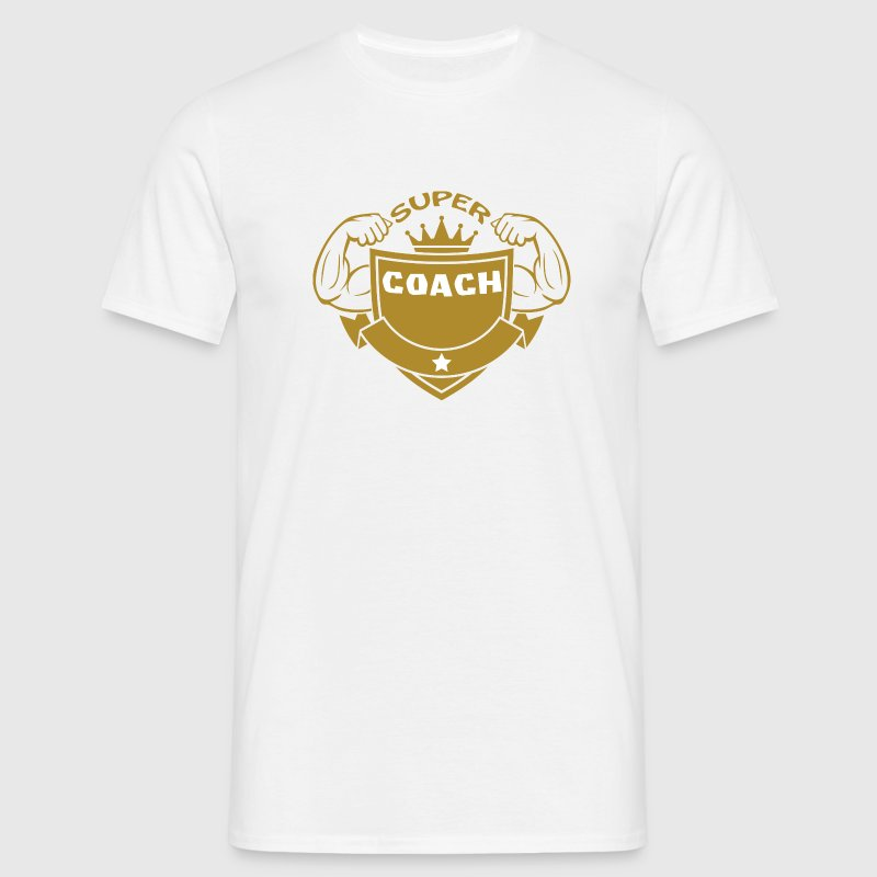 Super coach T-Shirts - Men's T-Shirt