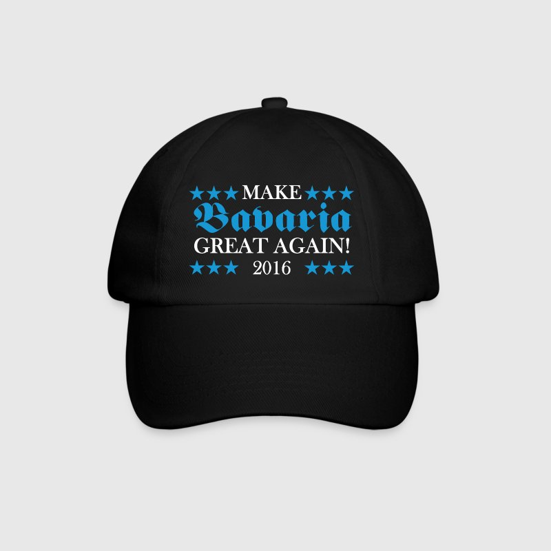 Make Bavaria Great Again (BlauWeiss) Caps & Mütze - Baseballkappe