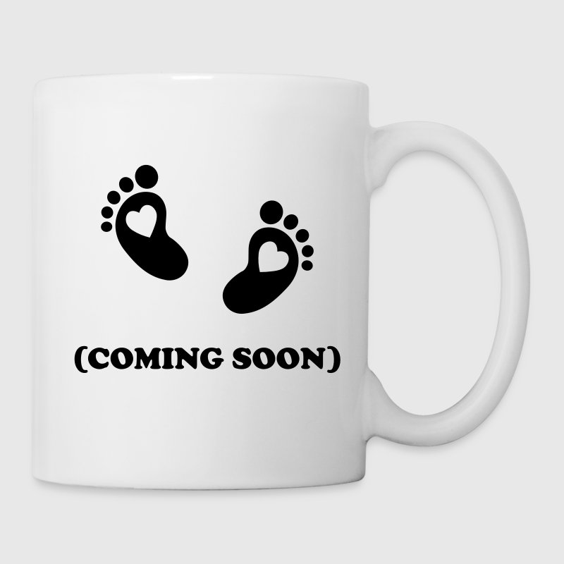 Baby - coming soon Mugs & Drinkware - Mug