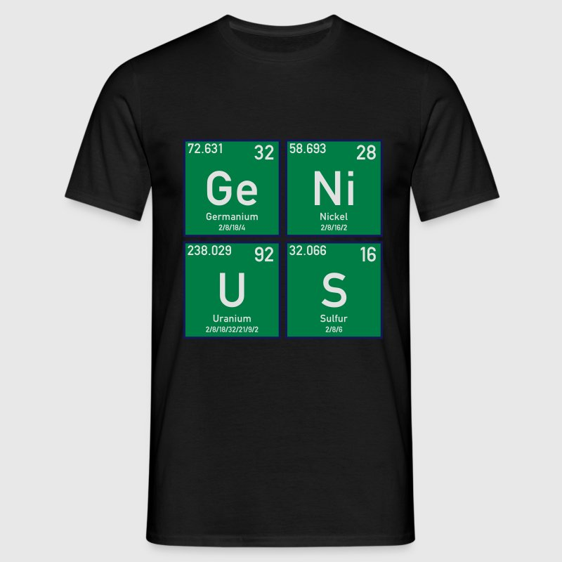 Genius PSE T-Shirts - Men's T-Shirt