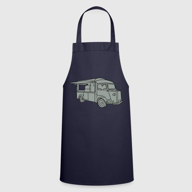 Foodtruck streetfood 2  Aprons - Cooking Apron