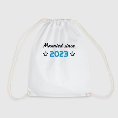 2023 - Birthday Wedding - Marriage - Love - Wife Mugs & Drinkware - Drawstring Bag