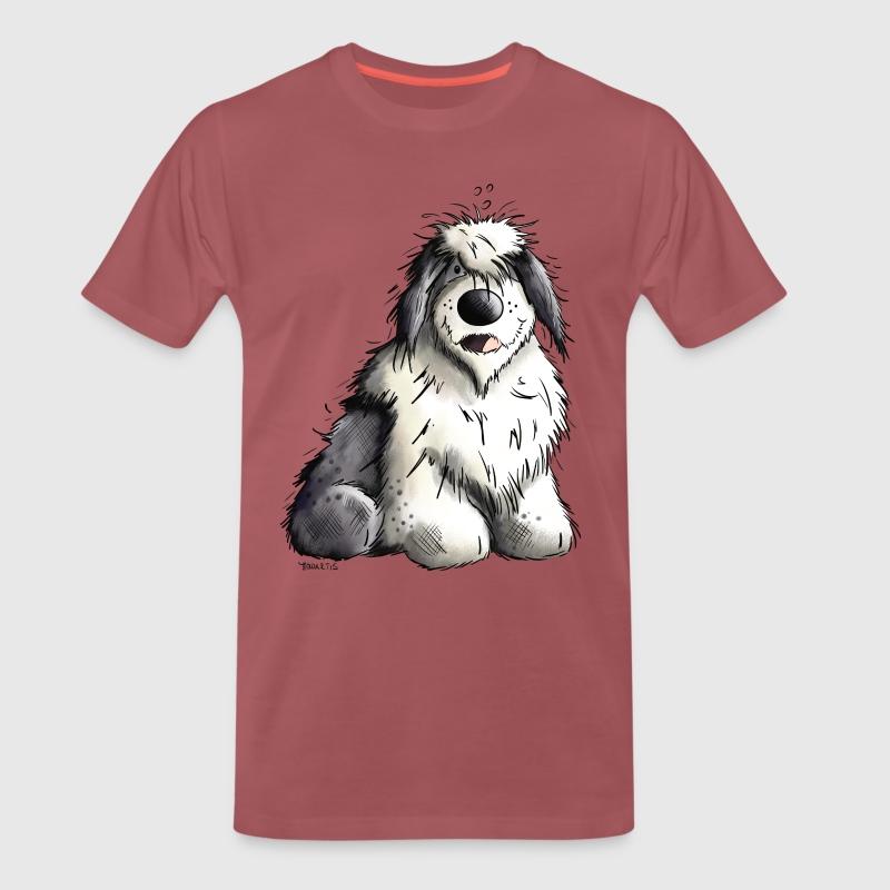 Cute Bobtail T-Shirts - Men's Premium T-Shirt