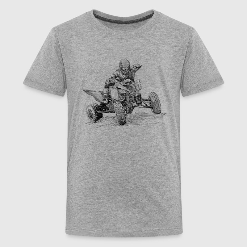 quadrocycle Tee shirts - T-shirt Premium Ado