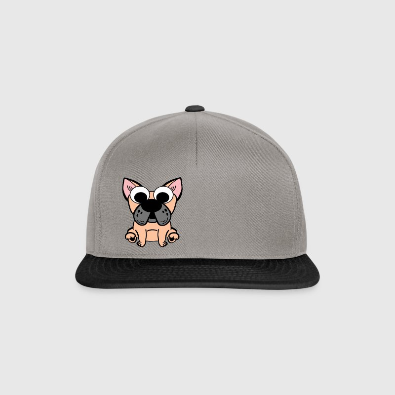 French Bulldog Caps & Mützen - Snapback Cap